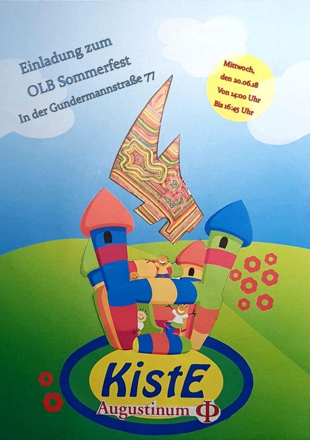 OLB Sommerfest Flyer richtig